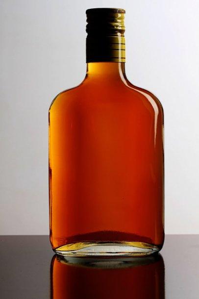 Alkoholio butelis