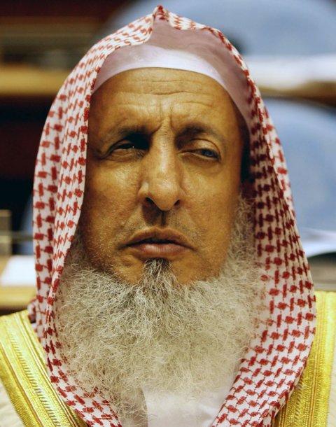 Saudo Arabijos didysis muftijus Sheikhas Abdul Aziz Al Sheikhas