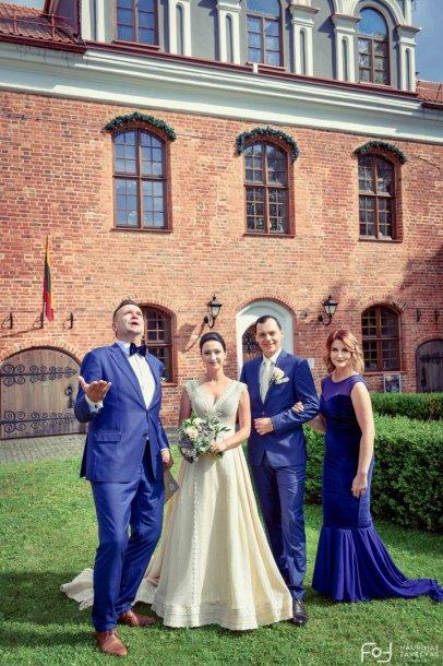 Nicholo Kin ir Raimondos Balsytės vestuvės
