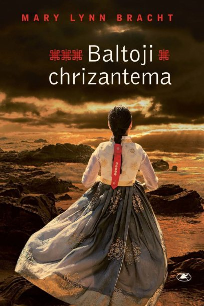 "Mary Lynn Bracht ""Baltoji chrizantema"""