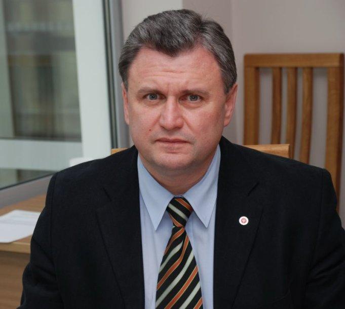 LGS prezidentas prof. Liutauras Labanauskas