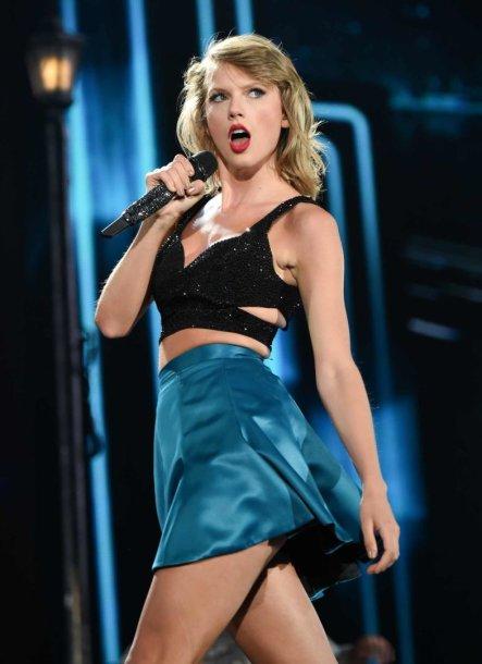 Seksualiausia garsenybė – Taylor Swift
