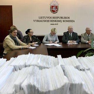 Vyriausioji rinkimų komisija (VRK)