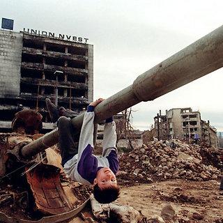 Bosnijos karas